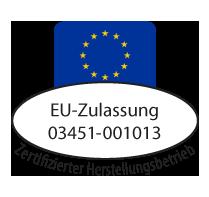 Hof Hopkes EU zertifizierter Betrieb